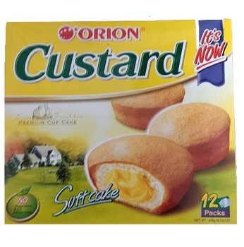 ORI CUSTARD PIE-L 12P