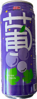 RICO GRAPE JUICE 490ML