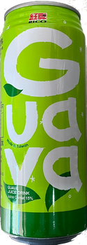 RICO GUAVA JUICE 490ML
