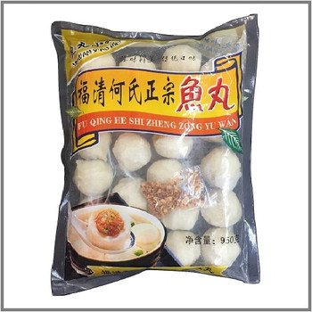 HESHI Fish Ball with Mea filling 950g