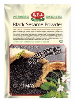 MYS PURE BLACK SESAME POWDER 300G