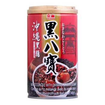 TS BROWN SUGAR MIX CONGEE 340G