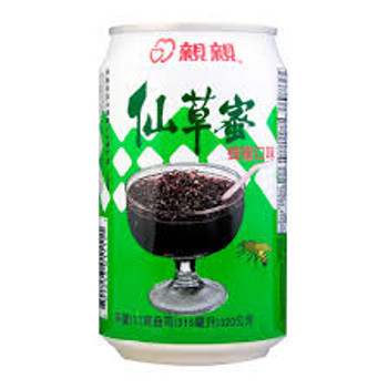 CHINCHIN GRASS JELLY-HONEY 315ML