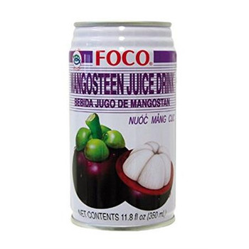 FOCO CAN MANGOSTEEN JUICE 350ML