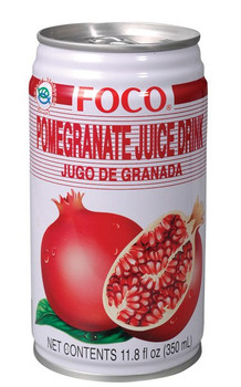 FOCO CAN POMEGRANATE 350ML