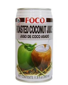 FOCO CAN ROAST COCONUT 350ML
