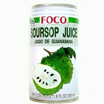 FOCO CAN SOURSOP 350ML