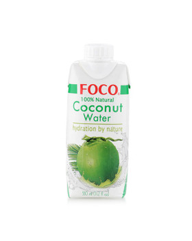 FOCO COCONUT WATER 330ML