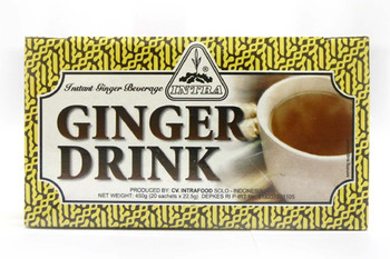 INTRA GINGER TEA 20 SACHETS
