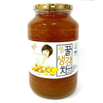KS HONEY GINGER TEA 1KG