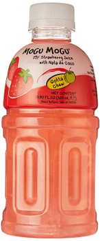 MOGUMOGU STRAWBERRY 320ML