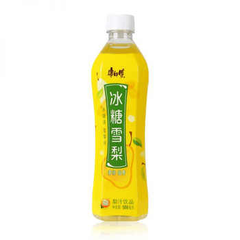 MRK SUGAR PEAR TEA 500ML