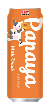 RICO PAPAYA MILK 480ML