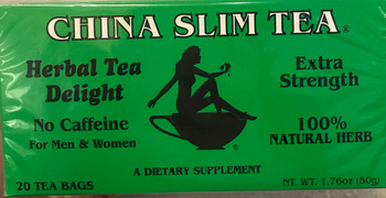CHINA SLIM TEA/STRENGTH 20TB