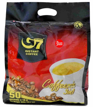 G7 COFFEE 3IN1 50 SACHETS