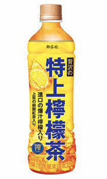 OCY LEMON TEA 500ML