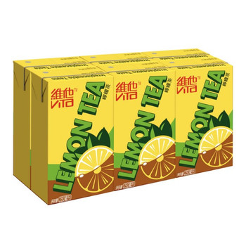 VITA LEMON TEA 6PK