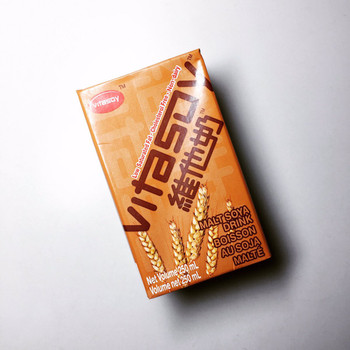 VITA LESS SUGAR WHEAT 250ML