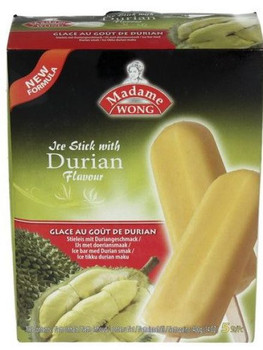 MADAME WONG ICE BAR DURIAN 5PC BOX