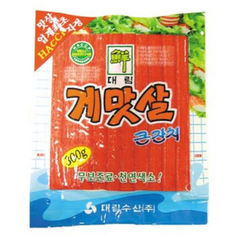 DR CRAB MEAT STICK 300G