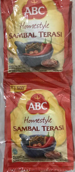 ABC HOMESTYLE TERASI BAG 20G*10 SACHET