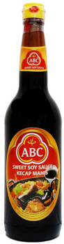 ABC SWEET SOY SAUCE GLASS 600ML