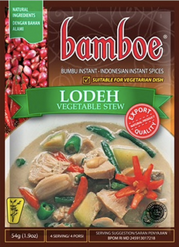 BAMBOE LODEH VEGETABLE STEW 54G