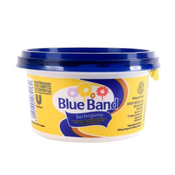 BLUE BAND MARGARINE 250G