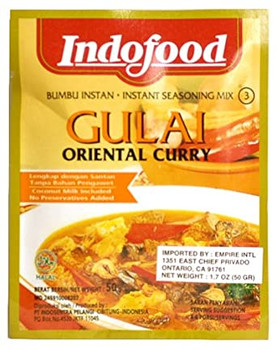 INDOFOOD GULAI ORIENTAL CURRY 45G