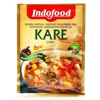 INDOFOOD KARE CURRY 45G