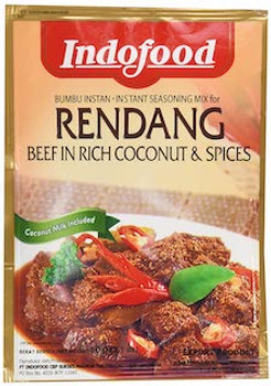 INDOFOOD RENDANG BEEF CURRY 60G