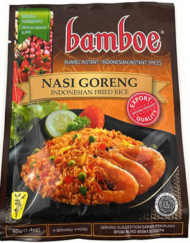 BAMBOE NASI GORENG FRIED RICE 40G
