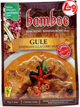 BAMBOE GULAI CURRY SOUP 49G