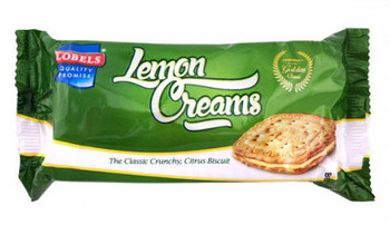 LOBELS LEMON CREAMS 200G