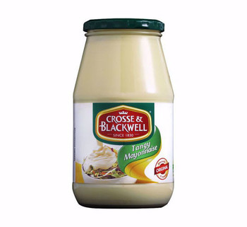 CROSSE&BLACKWELL MAYONAISE TANGY 750ML