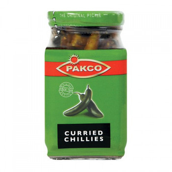 PAK CURRIED CHILLIES 350G