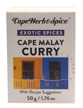 CAPE HERB MALAY CURRY 50G