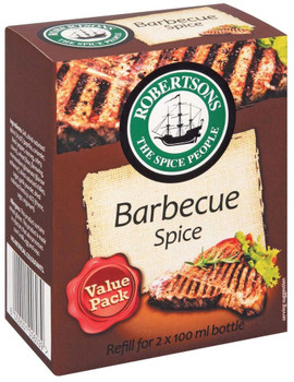 ROBERTSON SPICE BBQ REFILL 64G
