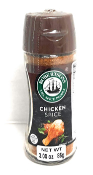 ROBERTSON SPICE CHICKEN BOTTLE 85G