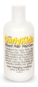 CURLY KIDS SUPER DETANGLING CONDITIONER 236ML
