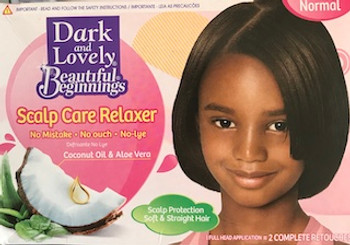 DARK&LOVELY BEAUTIFUL BEGINER NORMAL RELAXER