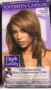 DARK&LOVELY HAIRCOLOUR #380