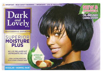 DARK&LOVELY RELAXER REGULAR