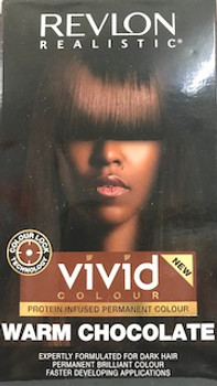 REVLON VIVID COLOUR WARM CHOCOLATE