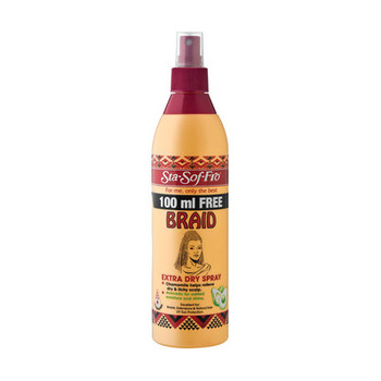 STA SOF FRO BRAID EXTRA DRY SPRAY 350ML