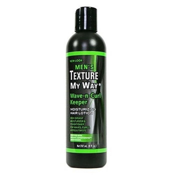 TEXTURE MY WAY MEN WAVE&CURL KEEPER 237ML