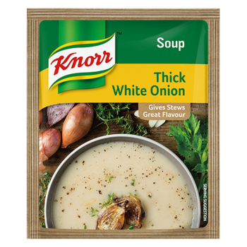 KNORR THICK WHITE ONION 60G