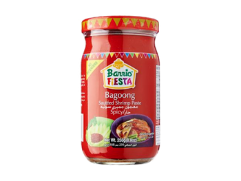BARRIO FIESTA BAGOONG HOT 250G