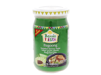 BARRIO FIESTA BAGOONG REGULAR 250G