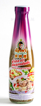 NONG PORN STRONG PICKLED FISH SAUCE 300G